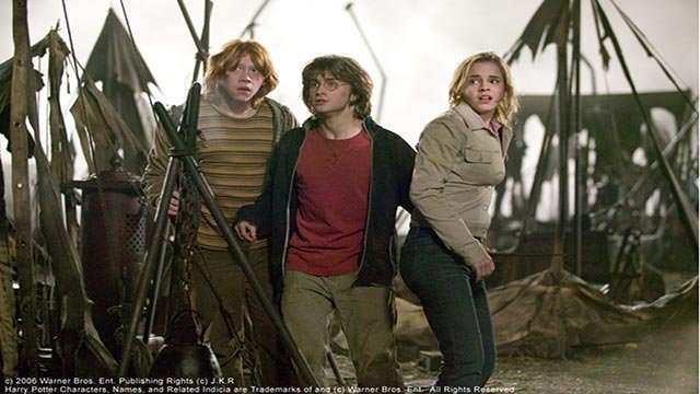 Still from Harry Potter and the Goblet of Fire (Credit: Warner Brothers)