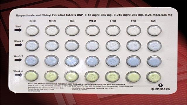 Generic Birth Control (Credit: AP Images)