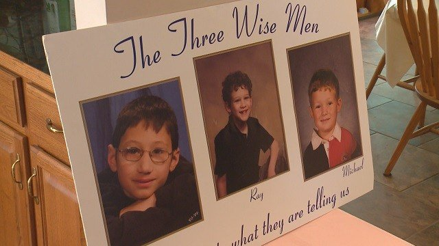 Three cousins with autism are making a big impact on the world (Credit: KMOV).