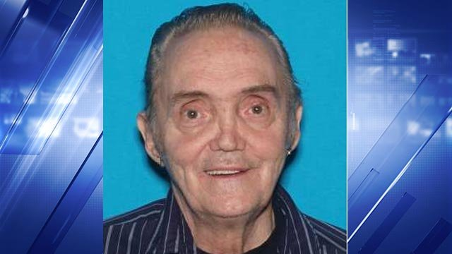 Robert M. Reich was last seen Thursday afternoon in St. Louis County (Credit: St. Louis County PD)