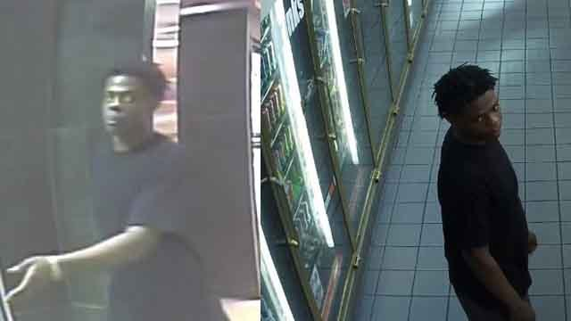 Police need your help identifying this robbery suspect. (Credit: KMOV).