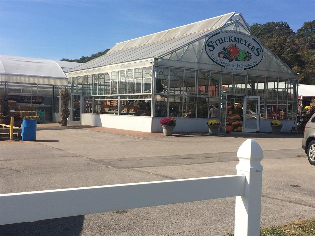 Stuckmeyers Farm Market and Greenhouse near Highway 141 and Highway 21