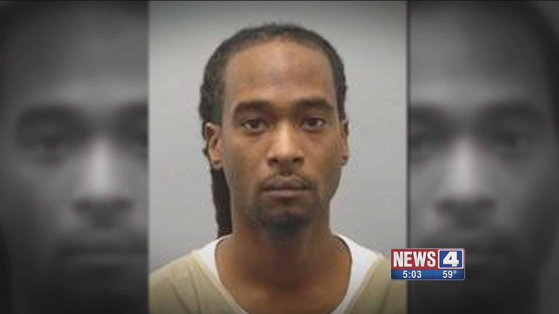 Jo'von Mitchell is charged with armed criminal action, assault on a law enforcement officer and unalwful use of a weapon. He allegedly shot an officer in Castle Point late Thursday night. Credit: St. Louis County PD