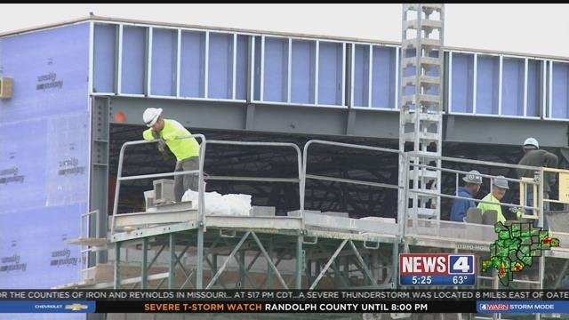 New revenue is funding a construction boom in the Wentzville School District. Credit: KMOV