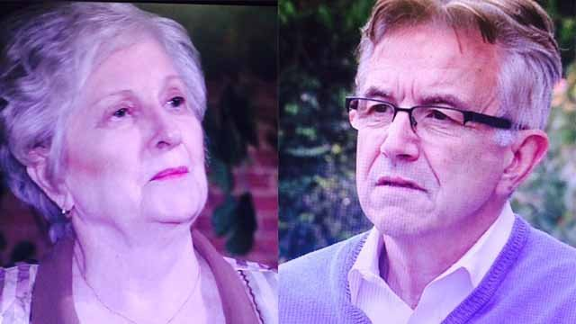 Democrat Pat Yaeger and Republican Ernie Trakas are hoping to represent South County in Clayton. Credit: KMOV