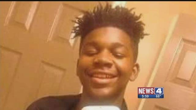 Jamarr Mack, Jr, 14, was shot and killed in the 4300 block of Lee on Monday night. Credit: KMOV