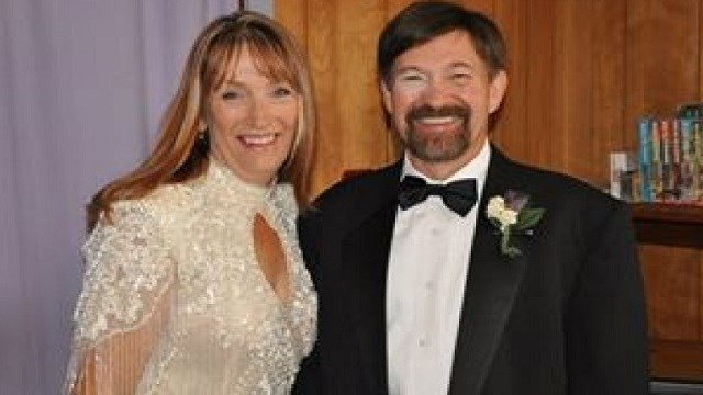 Rick Ellis and his wife, Annette. (Family photo, GoFundMe)