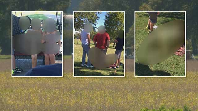 A golf tournament billed as a charity event in Columbia, Illinois turned x-rated and no money was raised for charity. Credit: KMOV
