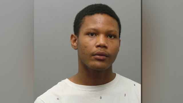 Martese Griffin is facing charges related to the July 31 murder of Maurice Parker. (Credit: KMOV).