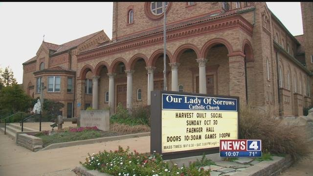 Many parents are upset because the St. Louis Archdiocese is proposing the closure of two schools in South City. Credit: KMOV