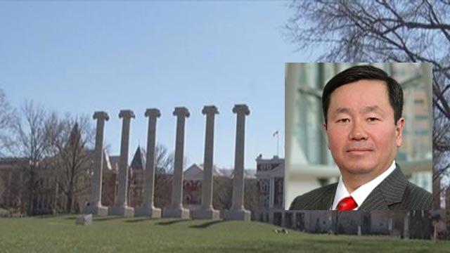 Mun Y. Choi (Credit: University of Missouri)