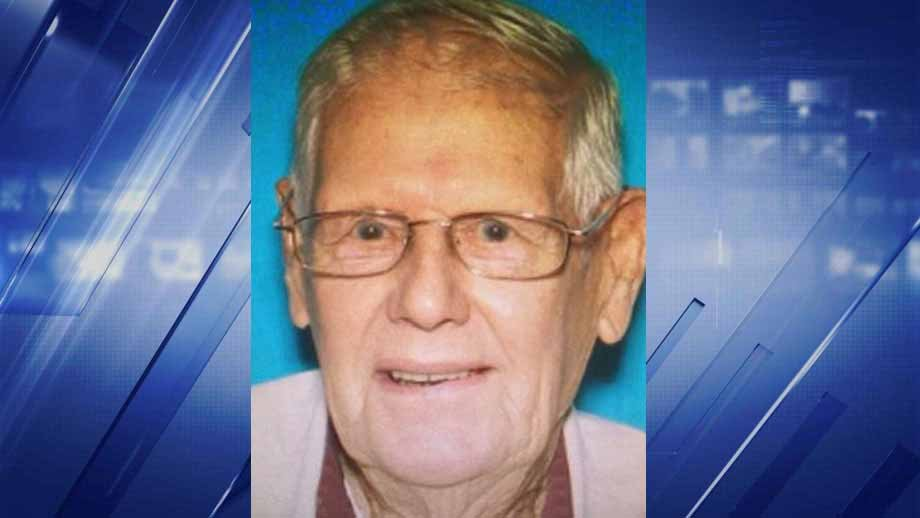 Police are looking for Leslie Cox, 90, of Benld, Illinois. He suffers from dementia and heard problems. Credit: Macoupin County Sheriff