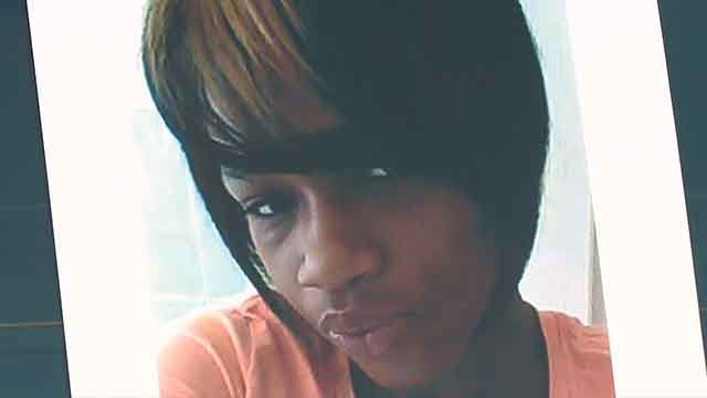Maleah Talton's family said she was murdered last week in Ferguson. (Credit: KMOV).