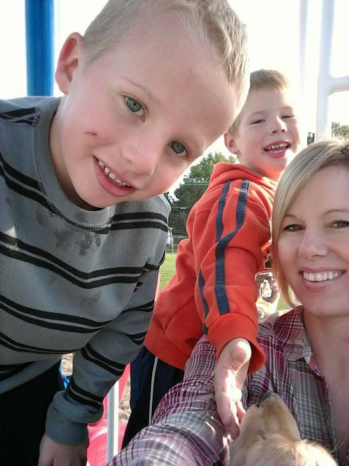 Ethan and Owen Cadenbach were killed by their father Saturday night. (Credit: Family Photo)