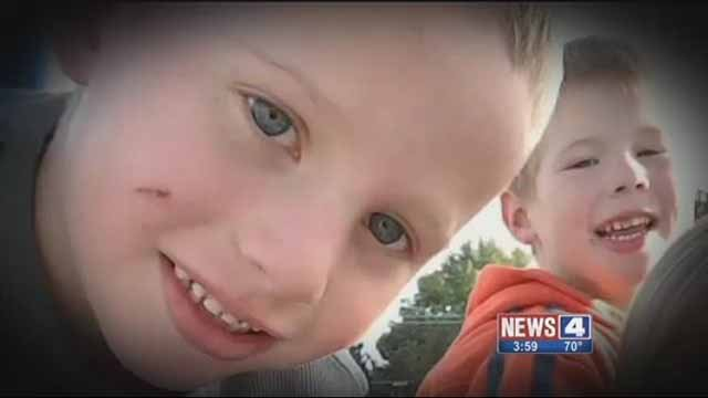 Owen and Ethan Cadenbach were kidnapped and killed by their father Christopher on Saturday. Credit: KMOV