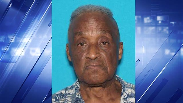 Joe Morgan, 81, was last seen at Kmart in Manchester (Credit: St. Louis Police Department)