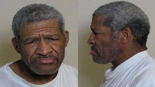 Daryl Thompson, of Dallas, Texas, is accused of taking a woman from Oklahoma City and holding her against her will (Credit: Troy Police Department)