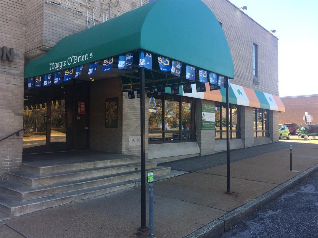 Maggie O'Brien's Irish Pub & Restaurant in downtown St. Louis