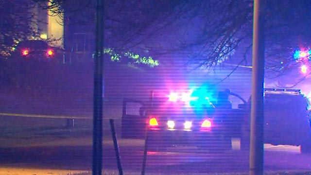 Police in Lake St. Louis investigating (Credit: KMOV)