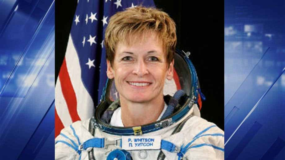 Peggy Whitson. Credit: NASA