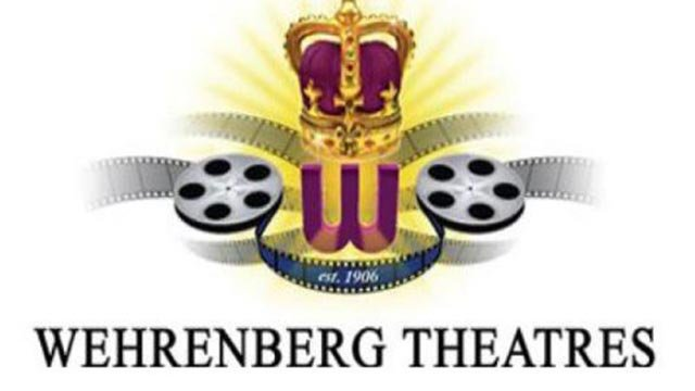 Wehrenberg Theatres logo (Credit: Wehrenberg)