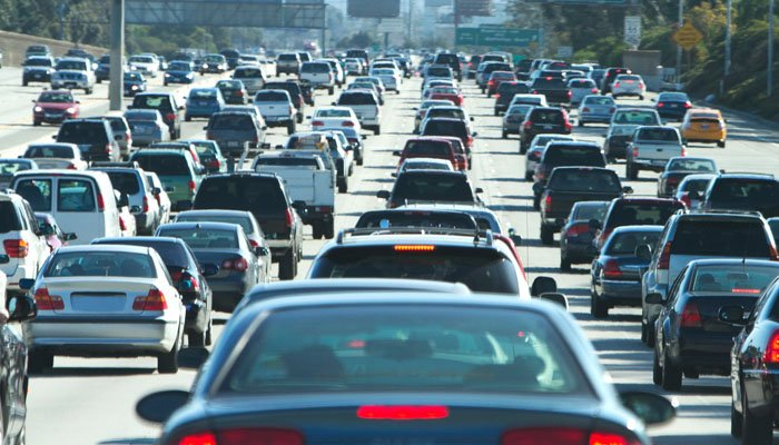The auto club AAA said Tuesday that it expects 1 million more Americans to venture at least 50 miles from home over the Thanksgiving holiday. (Source: Raycom Media)
