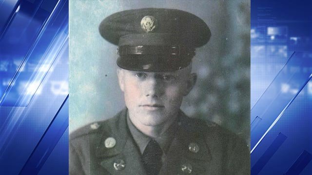 Cpl. Vernon D. Presswood is returning to Pinckneyville, Illinois to be buried (Credit: Defense POW/MIA Accounting Agency)