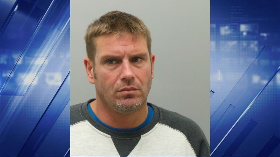 Charges have been issued for Anthony Sheridan, 38, of St. Louis for allegedly robbing a Fenton Bank. (Credit: St. Louis County Police)