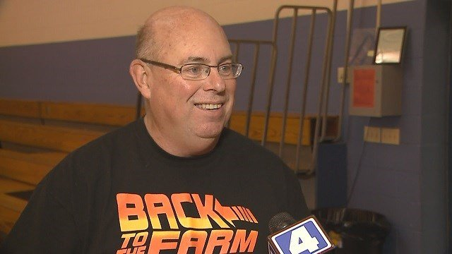 Former police officer, Tom Forgue, was robbed of several hundred dollars worth of Christmas gifts. (Credit: KMOV)
