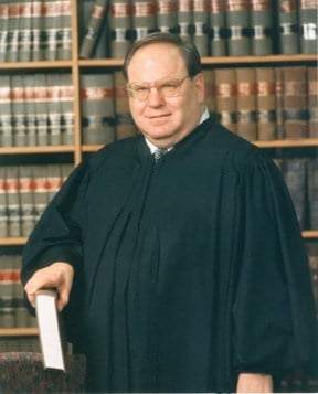Court spokeswoman Beth Riggert announced Tuesday morning that 69-year-old Judge Richard B. Teitelman died, but provided no other details. (State website)