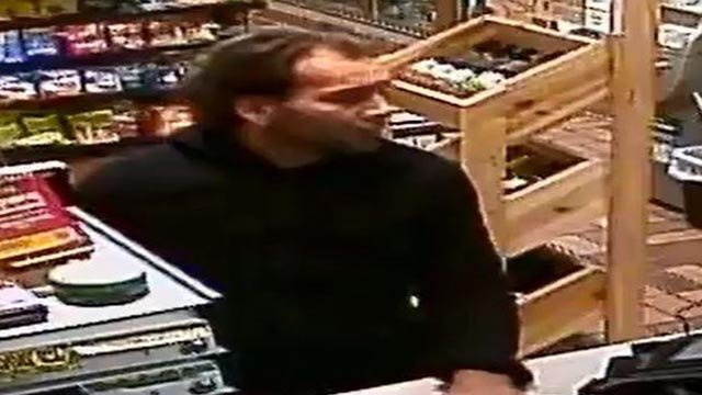 Armed robbery suspect (Credit: St. Louis County Police Department)