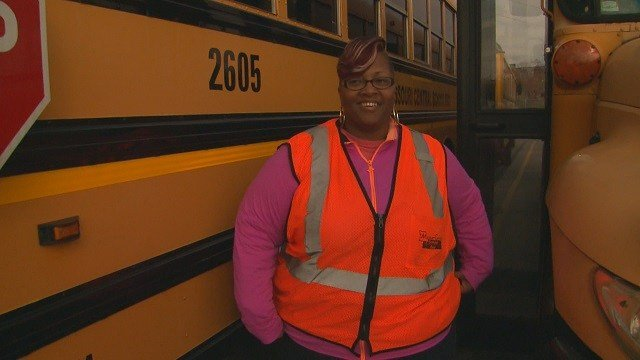 A student at Parkway School District recovers after her bus driver and fellow classmate come to the rescue. (Credit: KMOV)