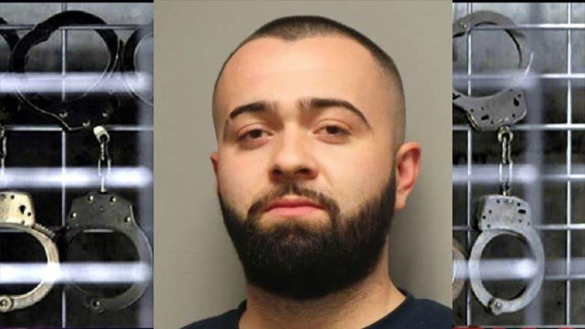 Mustafa Barimac is accused of making a terroristic threat to his employer, TephSeal (Credit: Creve Coeur Police)