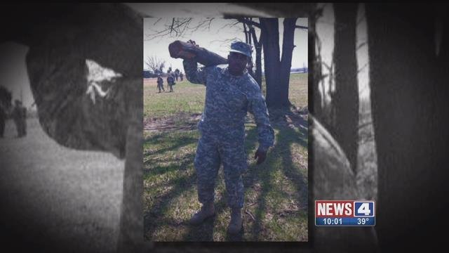 Retired Army Sgt. Jarrell Foster was shot and killed inside his car while on I-55 near Arsenal on Monday, his friends said. Credit: KMOV