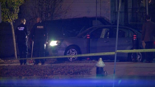 A 17-year-old was shot and killed in the 5900 block of Emma Monday (Credit: KMOV)