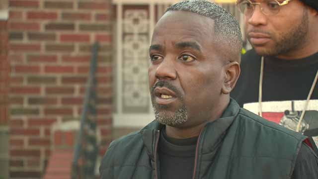 Towre Grant.  says his home hasn't had running water for many years and he believes whomever is responsible is not being held accountable. Credit: KMOV