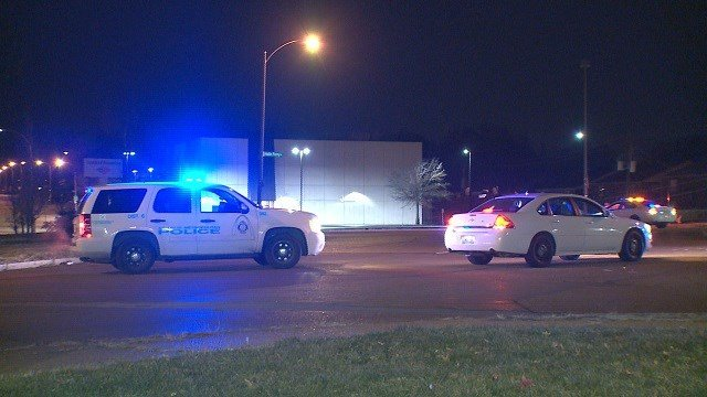 Homicide detectives were called to investigate a shooting in north St. Louis early Friday. (Credit:KMOV)