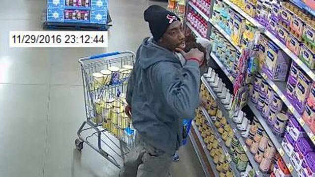 Duo suspected of stealing baby formula (Credit: Madison County Sheriff's Department)