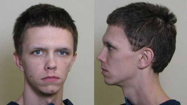 Jeremy Mitchell, 19, is allegedly involved in several home and car burglaries in Madison County. He is also accused of threatening deputies during a chase. Credit:  Madison County Sheriff