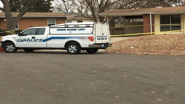 Florissant Police are investigating a domestic incident on Apache Court. (Credit: KMOV).