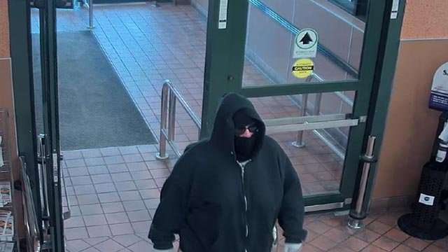 Suspect who allegedly took pharmaceuticals from Schnucks in St. Charles (Credit: St. Charles Police)