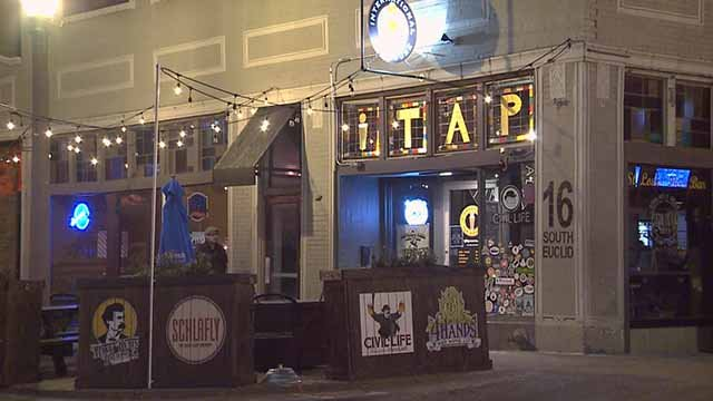 The owner of International Tap House is hoping ordinance change will allow a location to open in Webster Groves. Credit: KMOV