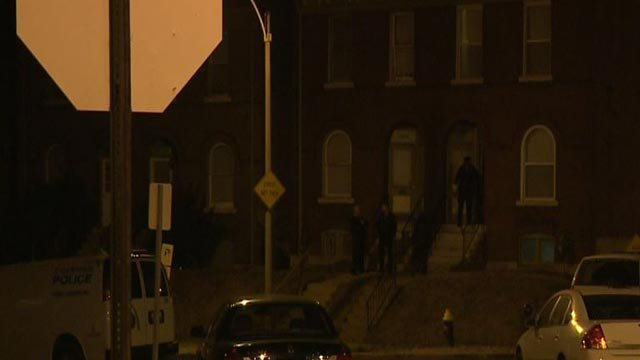 A toddler was found unconscious in a home in the 3800 block of Folsom Ave. (Credit: KMOV)