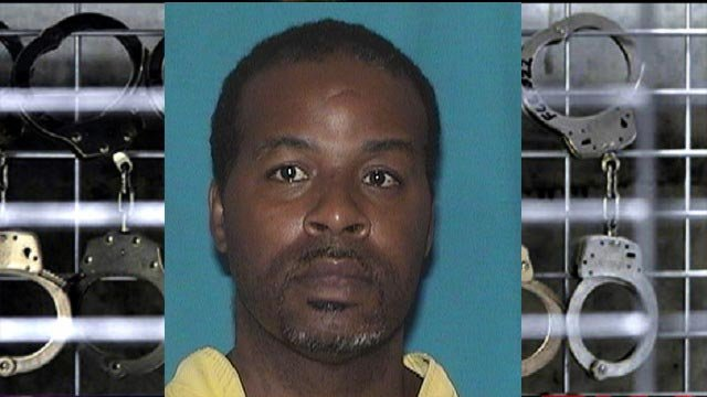 Dewitt D. Johnson, 44, is accused of stealing a woman's purse from outside a Kirkwood HomeGoods store on Dec. 10 (Credit: Kirkwood Police)