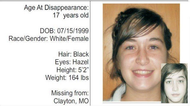 Emily Watson was last seen in September (St. Louis County Police Department)