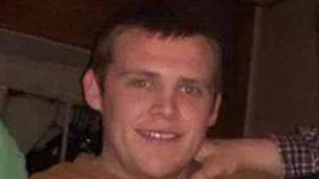 Chris Belfield, 28, of Belleville is recovering at Saint Louis University Hospital after being injured whenhis Ford Expedition crashed and then he wasstranded for threedaysin his damaged car. Credit: KMOV