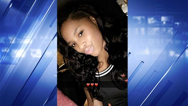 Tori Symone Flowers-Rhodes left the 2440 block of Greenbriar following an argument with her mother Wednesday, police said (Credit: St. Louis County PD)