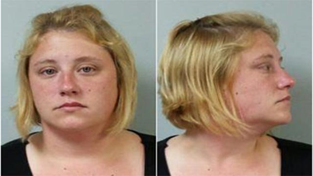 Melissa D. Barton was arrested for felony theft by deception (Credit: Troy Police)