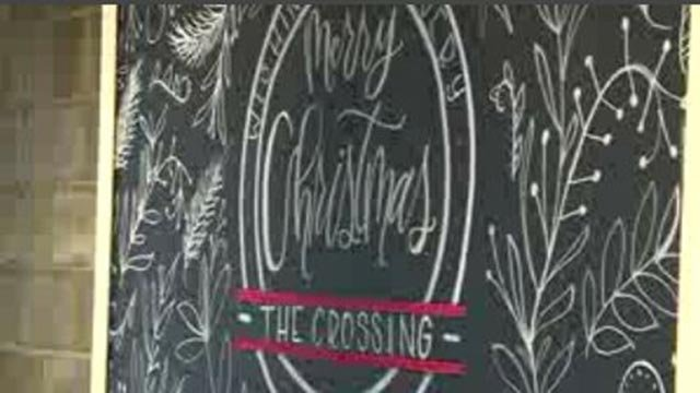 Sign at The Crossing (Credit: KMOV)