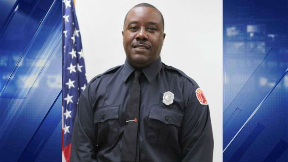 Marnell Griffin (Credit: STL Fire Department)